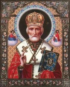 22 Мая – День святого Николая Чудотворца St_Nikolay_Ikona_8